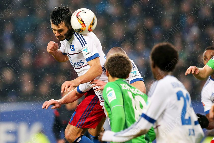 Hamburger SV - Borussia Mönchengladbach © Philipp Szyza