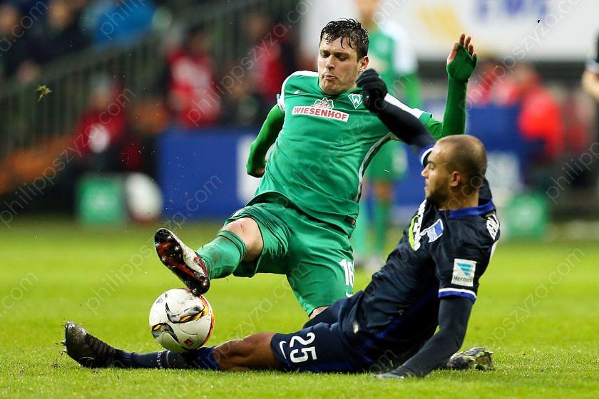 SV Werder Bremen - Hertha BSC © Philipp Szyza