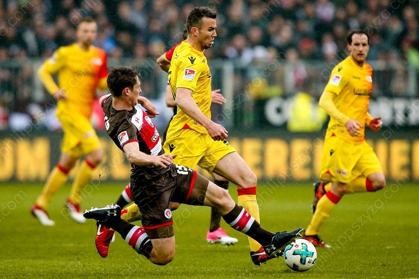 FC St. Pauli - 1. FC Union Berlin © Philipp Szyza