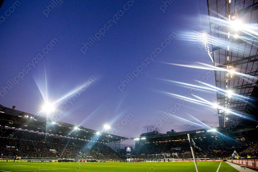 FC St. Pauli - SC Paderborn 07 © Philipp Szyza