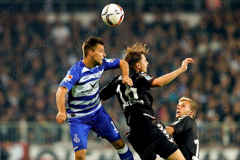 FC St. Pauli - MSV Duisburg © Philipp Szyza