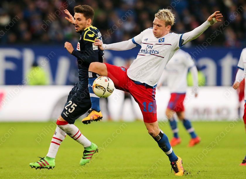 Hamburger SV - 1. FC Köln © Philipp Szyza
