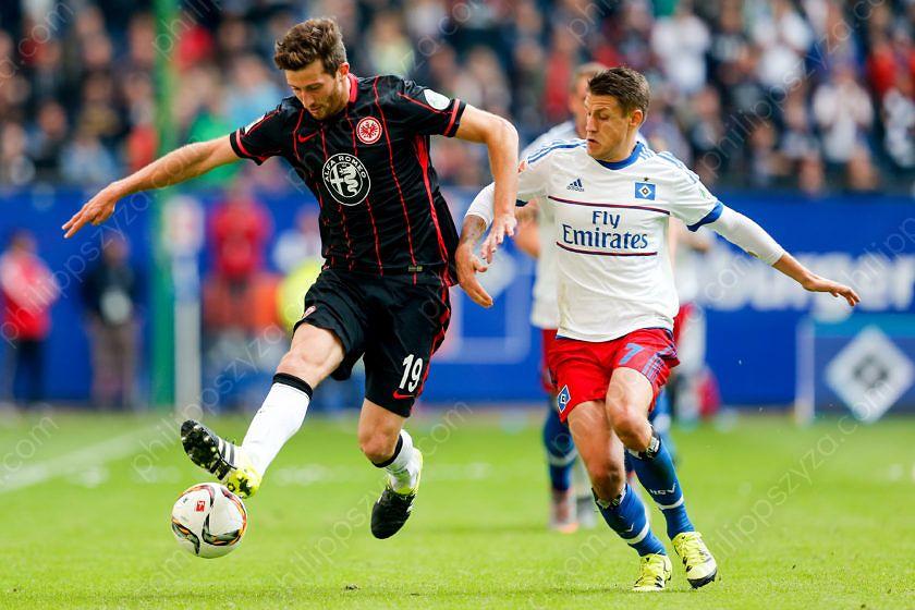 Hamburger SV - Eintracht Frankfurt © Philipp Szyza