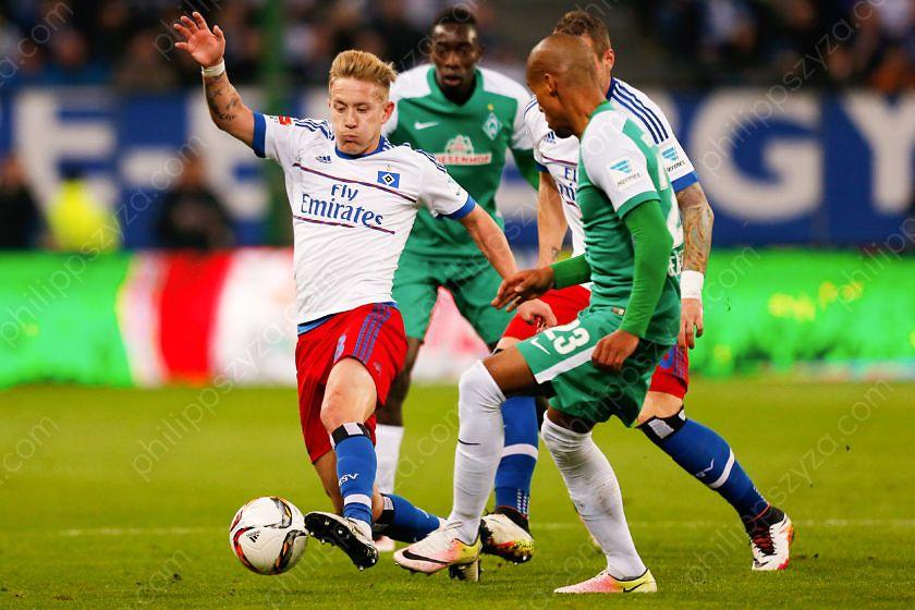 Hamburger SV - SV Werder Bremen © Philipp Szyza