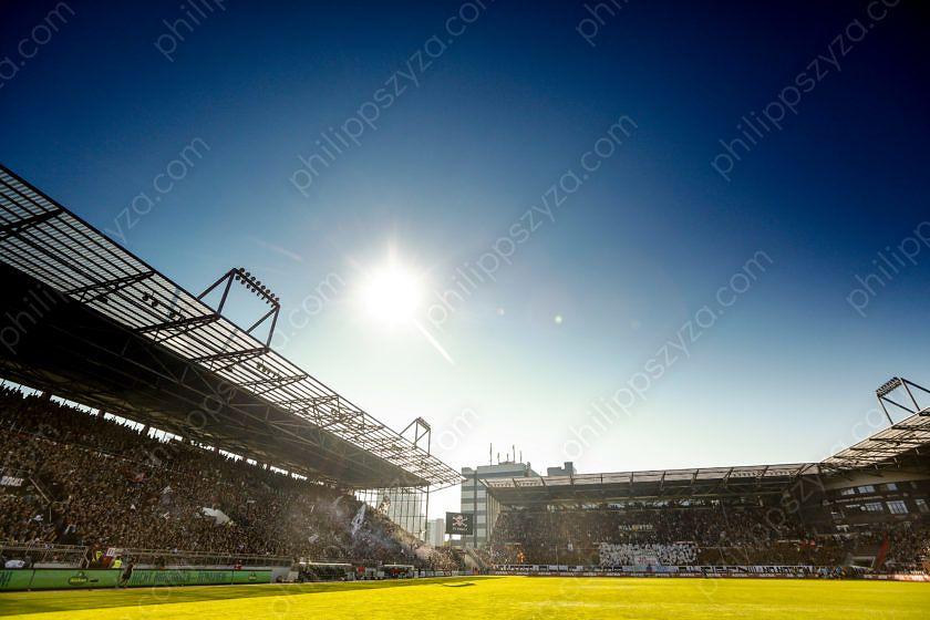 FC St. Pauli - SV Sandhausen © Philipp Szyza