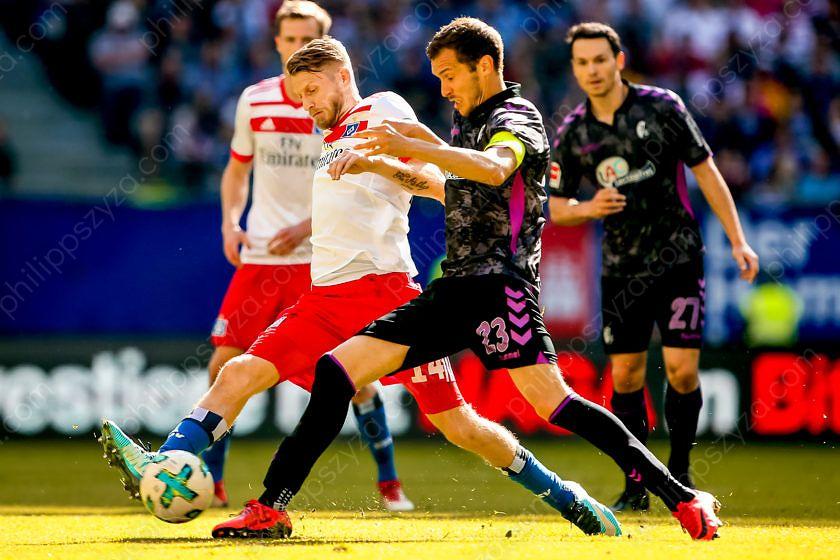 Hamburger SV - SC Freiburg © Philipp Szyza