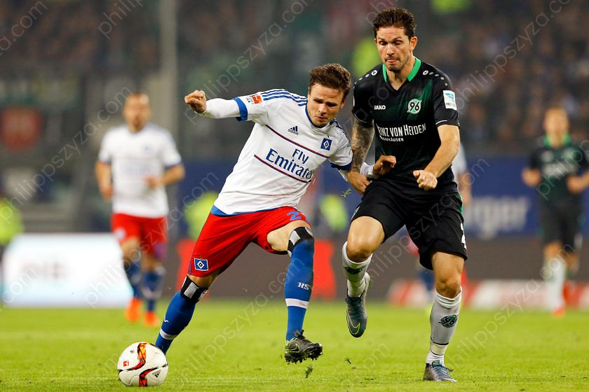 Hamburger SV - Hannover 96 © Philipp Szyza