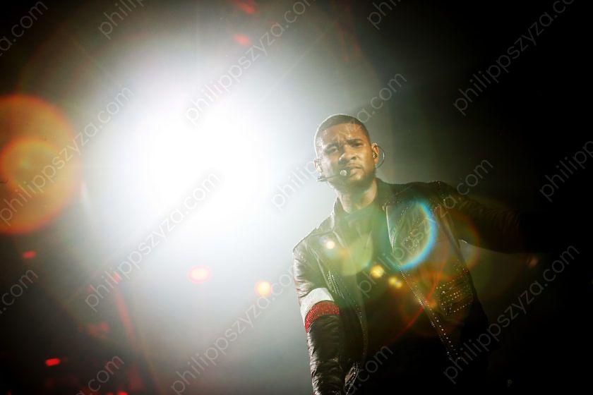 Usher © Philipp Szyza