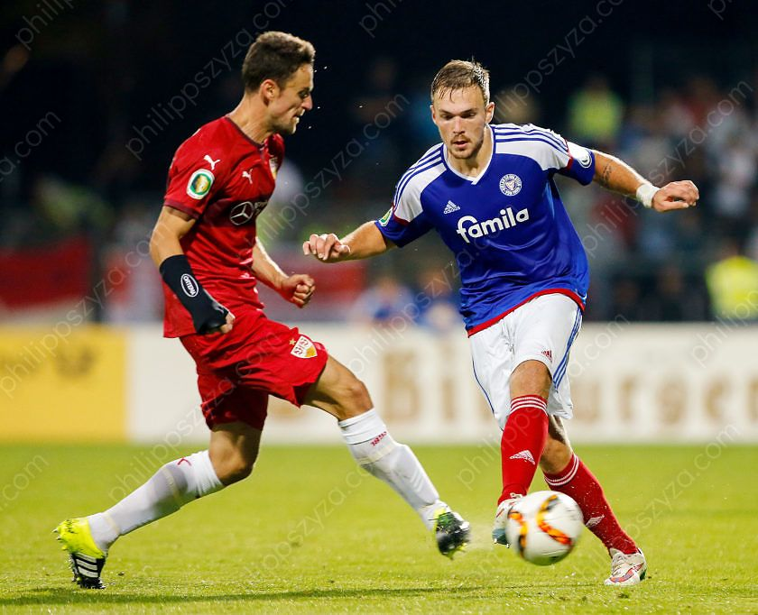 Holstein Kiel - VfB Stuttgart © Philipp Szyza