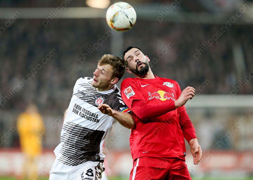 FC St. Pauli - RasenBallsport Leipzig © Philipp Szyza