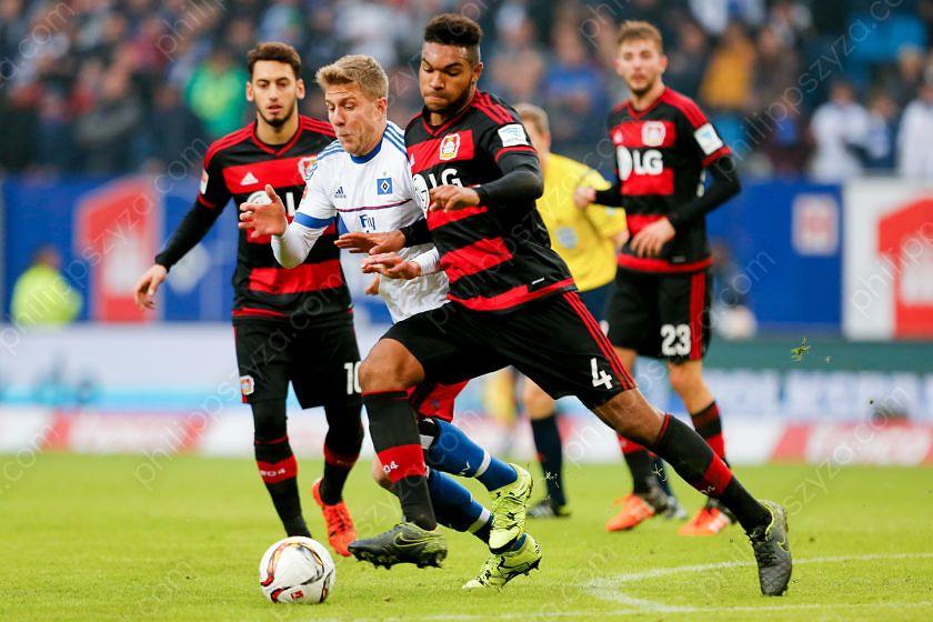Hamburger SV - Bayer 04 Leverkusen © Philipp Szyza