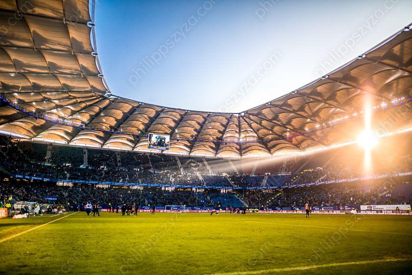 Hamburger SV - 1. FSV Mainz 05 © Philipp Szyza