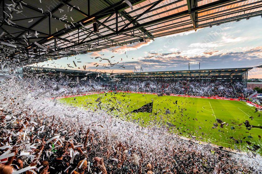 FC St. Pauli - SV Darmstadt 98 © Philipp Szyza