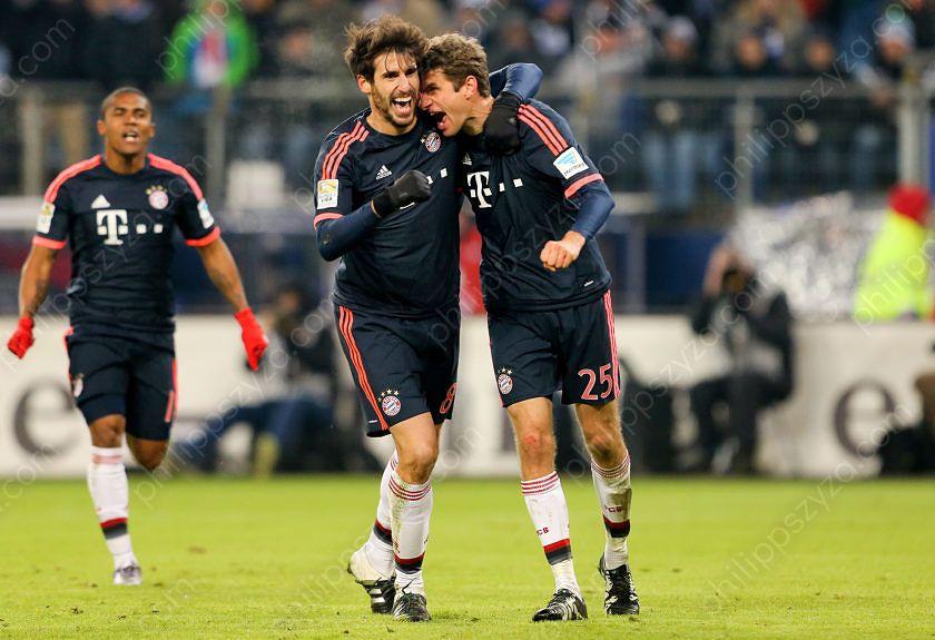 Hamburger SV - FC Bayern München © Philipp Szyza