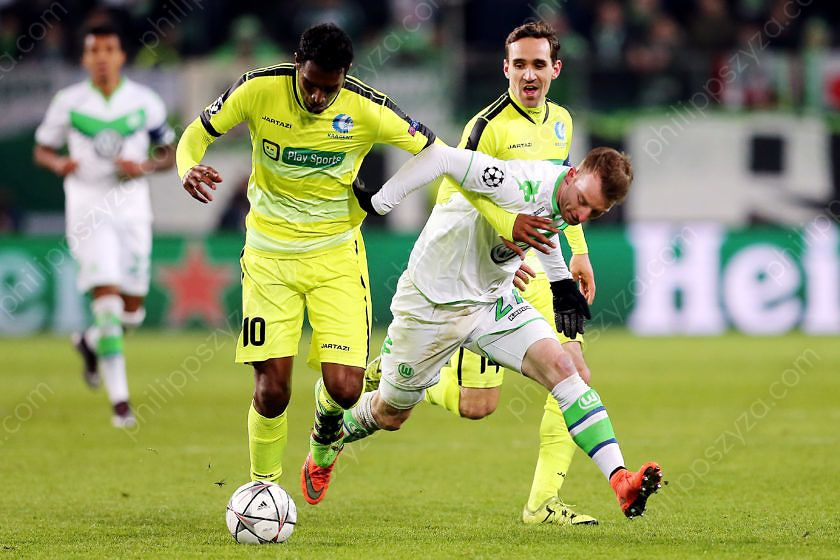 VfL Wolfsburg - KAA Gent © Philipp Szyza