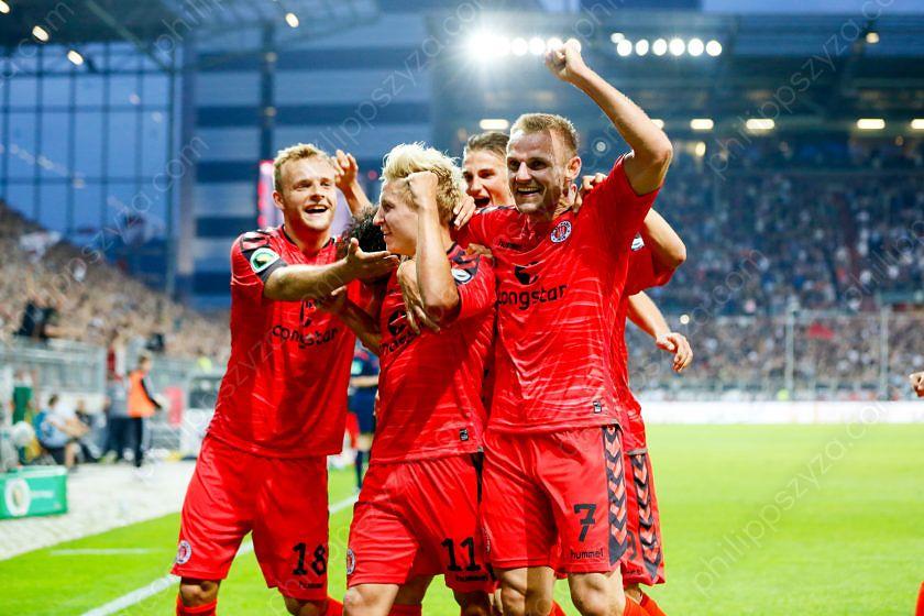 FC St. Pauli - Borussia Mönchengladbach © Philipp Szyza