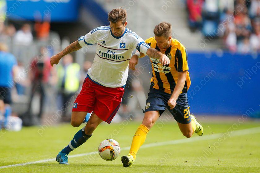 Hamburger SV - Hellas Verona © Philipp Szyza