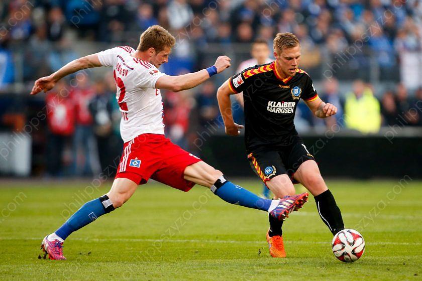 Hamburger SV - Karlsruher SC © Philipp Szyza