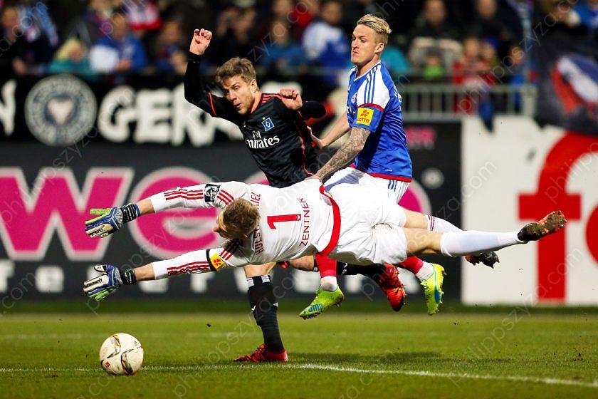 Holstein Kiel - Hamburger SV © Philipp Szyza